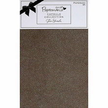 Papermania Paperazzi Paper, 5.5-Inch by 8.5-Inch, Lincoln Linen