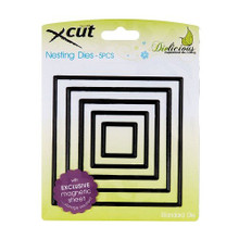 XCut Nesting Dies - Square