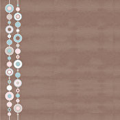 HOTP Retro Beads 8x8 Papers 25-sheet Pack 30017