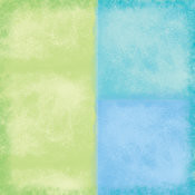 HOTP Blue/Aqua/Green 8x8 Papers 25-sheet Pack 30016
