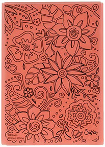 Sizzix 3D Textured Impressions Embossing Folder 661948 Bohemian Botanicals