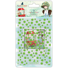 Craft Consortium SKKEBOS001 Santoro Kori Kumi A6 Embossing Folder