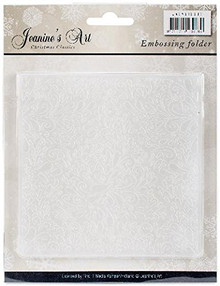 Find It Jeanine's Art Christmas Classics Embossing Folder