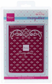 Marianne Design Designable Embossing/Cutting Folder, Anja's Dots [Misc.]
