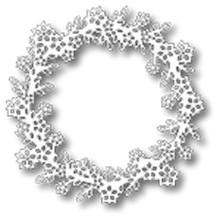 Tutti Designs Thin Metal Die - Summery Wreath - Tutti-165