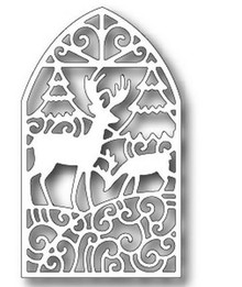 Tutti Designs Grazing Deer Cutting Die TUTTI-347 Christmas Winter
