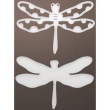 Ultimate Crafts L'Aquarelle Die-Mini Dragonfly 1.9'X1.3'