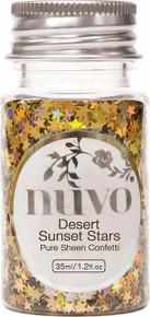 TONIC STUDIOS Nuvo Confetti 1oz-Desert Sunset