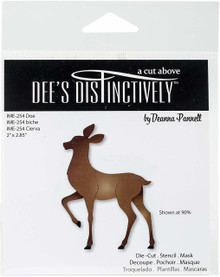 Dee's Distinctively Doe 2'X2.83' Dee's Distinctively Dies