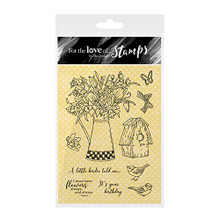 HunkyDory Crafts for The Love of Stamps - Arranged with Love FTLS299