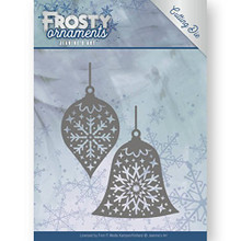 Jeanine's Art - Frosty Ornaments - Christmas Baubles Cutting Die JAD10043