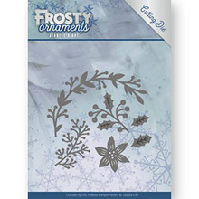 Jeanine's Art - Frosty Ornaments - Christmas Branches Cutting Die JAD10049
