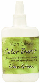 Ken Oliver Color Burst - Lime Green