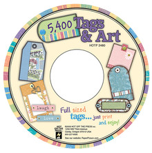 5400 Tags & Art CD In White Sleeve from HOTP