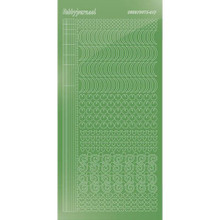 Find It Trading Hobbydots sticker - Mirror - Lime STYLE 17