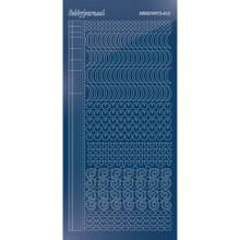 Find It Trading Hobbydots sticker - Mirror - Blue STYLE 17