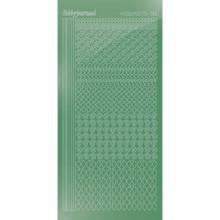 Find It Trading Hobbydots sticker - Mirror - Apple Green