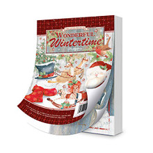 Hunkydory Little Book of Wonderful Wintertime- 144 Pages LBK216