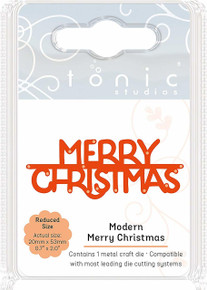 Tonic Studios - Mini Moments - Modern Merry Christmas - 1776e
