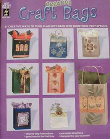Hot Off The Press CREATIVE CRAFT BAGS Craft Book