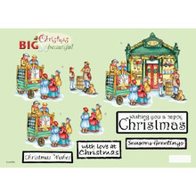 Craft UK B&B Christmas -Toy Shop
