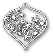 Memory Box Marise Ornament Craft Die 99530
