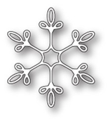 Memory Box Winsome Snowflake Craft Die 99833