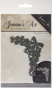 Jeanine'S Art Christmas Classics Die-Ornament Corner Jad10009