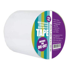 Find It Trading Double Sided Adhesive Roll 15 Meters x 100 mm
