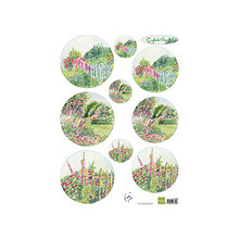 Marianne Design Tiny's English Garden - Roses Cutouts