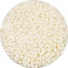 Cousin 40g Beige 11-0 Seed Beads