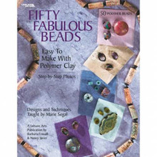 Leisure Arts Fifty Fabulous Beads [Office Product]