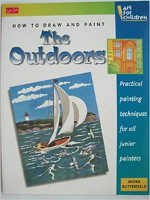 Walter Foster How to Draw & Paint the Outdoors