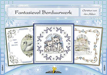 Booklet 160 - Fancy Embroidery - Chrissie - Patterns & Ideas - Dutch