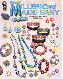 Millefiori made easy: 12 jewelry projects made easy by Segal, Marie