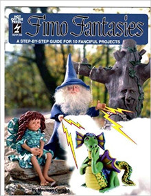 Fimo Fantasies [Paperback] by Maureen Carlson