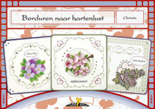 Booklet 166 - Fancy Embroidery - Chrissie - Patterns & Ideas - Dutch