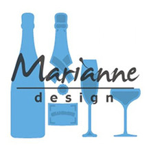 Marianne Design MDLR0504 Creatable, Blue