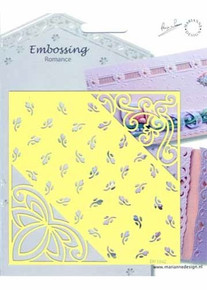 Marianne Designss Embossing Romance - Tiny Rosebuds(Eh1842)