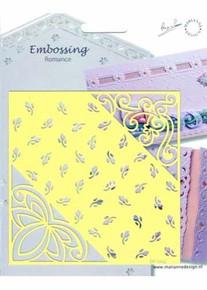 Marianne Designss Embossing Romance - Tiny Rosebuds(Eh1842)