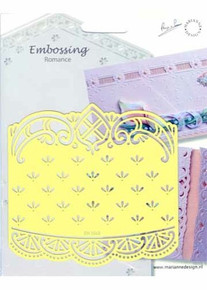 Marianne Designs Embossing Romance - Tiny Petals (Eh1843)