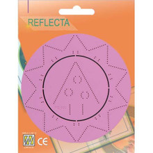 Nellie's Choice Reflecta Piercing Template