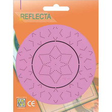 Nellie's Choice Reflecta Template, 3-7/16-Inch