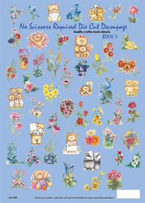 Ecstasy Crafts Craft Uk Decoupage Book #1