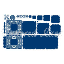 Tattered Lace Craft a Card Peony Cutting Die, 445777