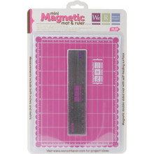 We R Memory Keepers Mini Magnetic Cutting Board with Ruler