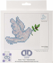 Diamond Dotz Dove of Peace Diamond Embroidery Kit (DD1.001)