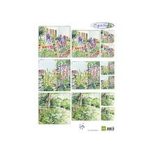 Marianne Design Tiny's English Garden - Foxgloves Cutouts