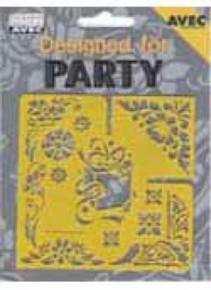 AVEC Party Template - Present