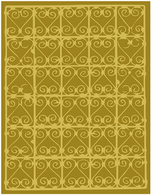 Richard Garay Elegant Lattice Embossing Folder SGEF-001
